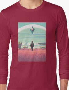 No Man's Sky Player Long Sleeve T-Shirt