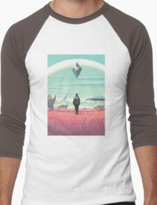 No Man's Sky Player Men's Baseball ¾ T-Shirt