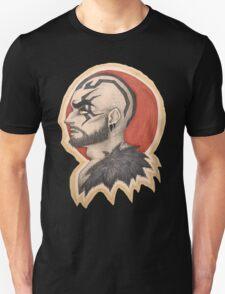 Grog: the Goliath Barbarian Unisex T-Shirt