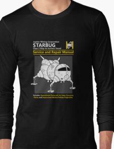 Starbug Service and Repair Manual Long Sleeve T-Shirt