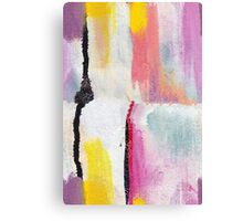 Dash Canvas Print