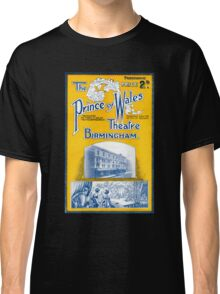 The Prince of Wales Theatre Programme Classic T-Shirt