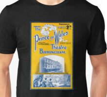 The Prince of Wales Theatre Programme Unisex T-Shirt