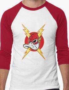 FAST DUCKS Men's Baseball ¾ T-Shirt