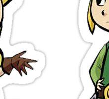 Legend Of Zelda Link Linkle Sticker