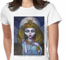 Triumph of the Goddess Womens Fitted T-Shirt
