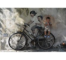 Children Photographic Print