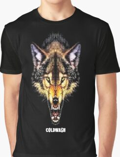 THE WOLF Graphic T-Shirt