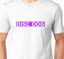 Disc Dog Unisex T-Shirt