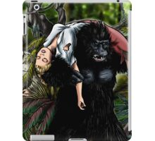 Bride of the Gorilla iPad Case/Skin