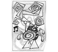 Jazz haggis Poster