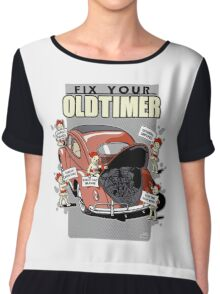 Fix your Oldtimer - Beetle 1 Chiffon Top