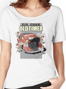 Fix your Oldtimer - Beetle 1 Women's Relaxed Fit T-Shirt