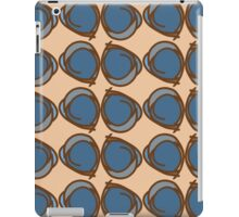 Abstract circles  iPad Case/Skin