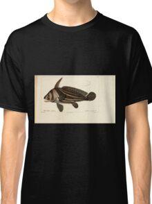 Natural History Fish Histoire naturelle des poissons Georges V1 V2 Cuvier 1849 143 Classic T-Shirt