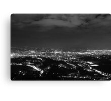 Florence panoramic view Canvas Print