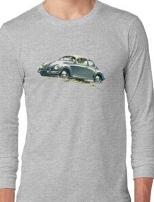 Beetle Car keeps the Lead (V.2) Long Sleeve T-Shirt