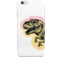 Trex for girls iPhone Case/Skin