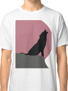 Red Wolf Classic T-Shirt