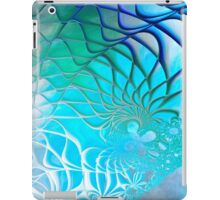 Web of the Universe (ocean) iPad Case/Skin
