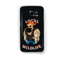 Local Wildlife Samsung Galaxy Case/Skin