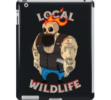 Local Wildlife iPad Case/Skin