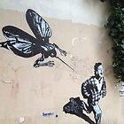 graffiti 2 in Paris by Tina55Art