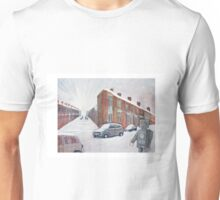 Ghost Walk Down Princes Road Unisex T-Shirt