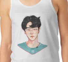 Lucky One Sehun  Tank Top