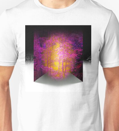 Layers of Entanglement 6 Unisex T-Shirt