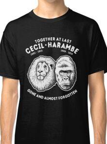 Cecil Harambe Memorial T-Shirt Classic T-Shirt
