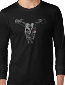 Doom - Icon of Sin Long Sleeve T-Shirt