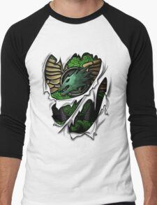 Salamanders Armor Men's Baseball ¾ T-Shirt