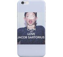 jacob sartorius iPhone Case/Skin
