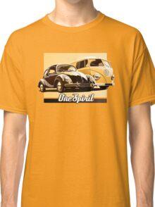 One Spirit - Beetle & Bus Classic T-Shirt
