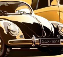 One Spirit - Beetle & Bus Sticker