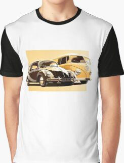 One Spirit - Bettle & Bus (only) Graphic T-Shirt