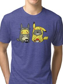 Switch The Costum Tri-blend T-Shirt