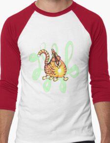 Tigerfeet Men's Baseball ¾ T-Shirt