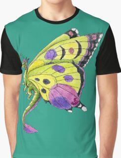 Flutterdragon-Butterfly Dragon Graphic T-Shirt