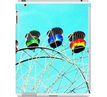Colour Wheel iPad Case/Skin