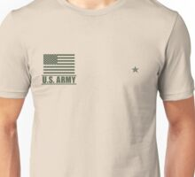 Brigadier General Infantry US Army Rank by Mision Militar ™ Unisex T-Shirt
