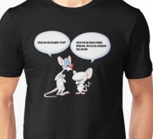mignolo and prof Unisex T-Shirt