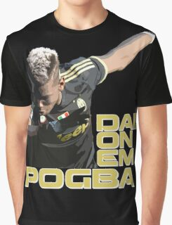 Dab PogBa Graphic T-Shirt