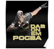 Dab PogBa Poster
