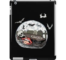 Coughin' Coffin iPad Case/Skin