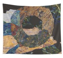 Fracture XLV - photographic montage Wall Tapestry