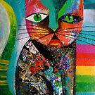 Sour Puss by Karin Zeller
