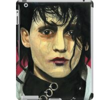 Edward Scissorhands iPad Case/Skin