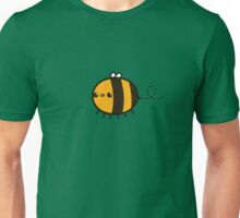 Cute happy bee Unisex T-Shirt